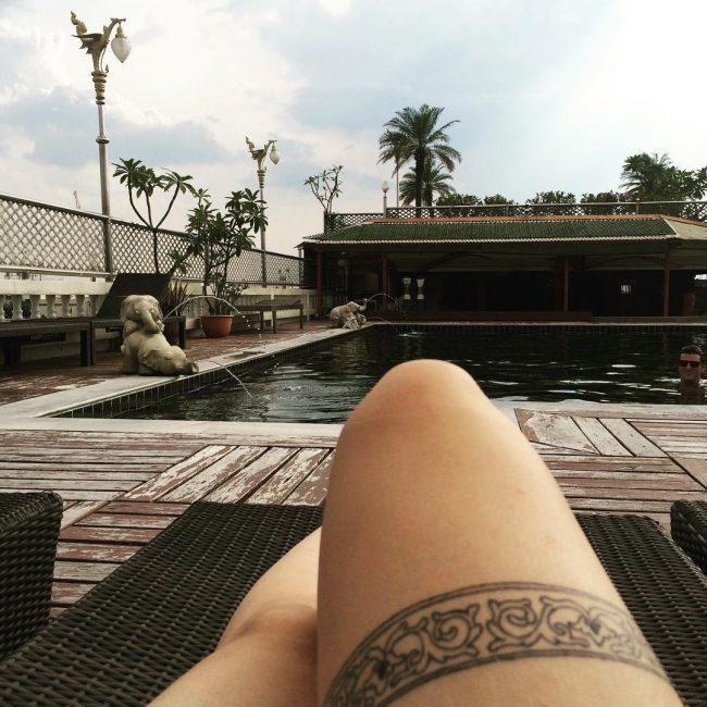 garter tattoo35