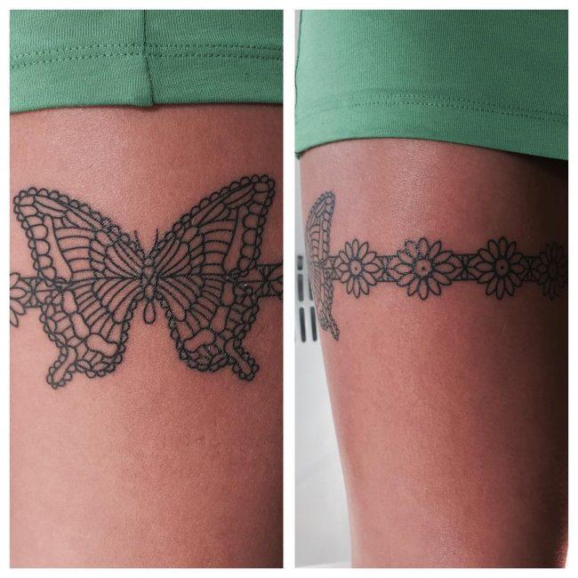 garter tattoo37