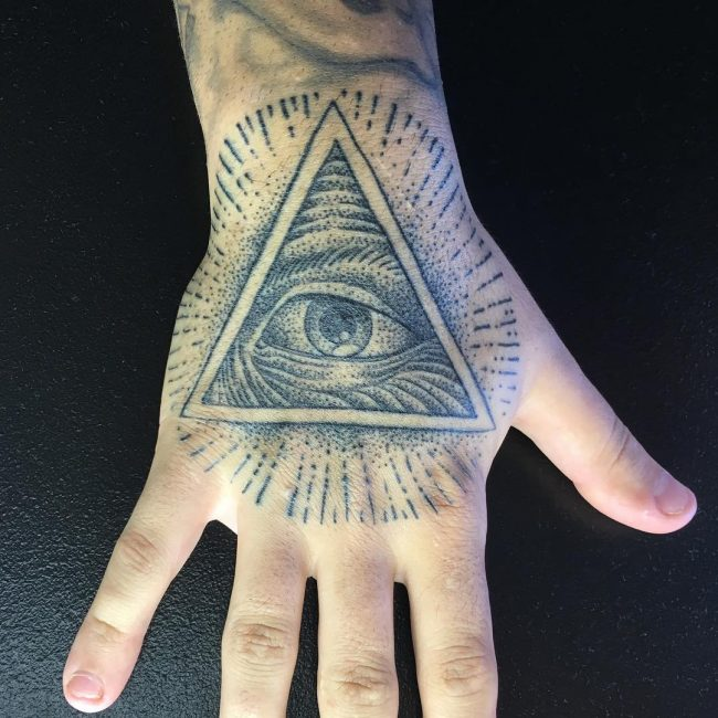 illuminati tattoo11