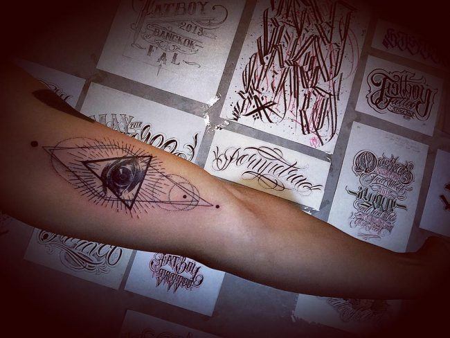 illuminati tattoo15