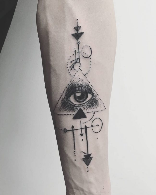 illuminati tattoo16