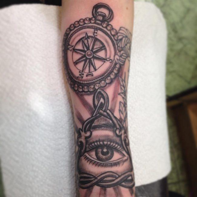 illuminati tattoo17