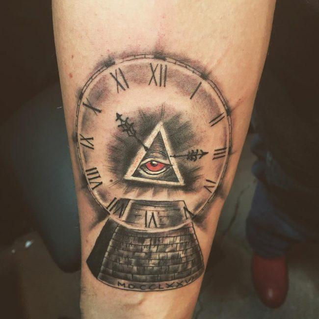 illuminati tattoo18