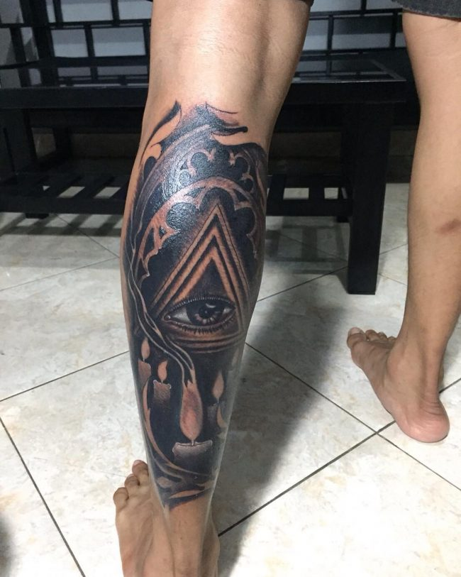 illuminati tattoo20