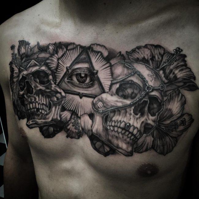 illuminati tattoo24