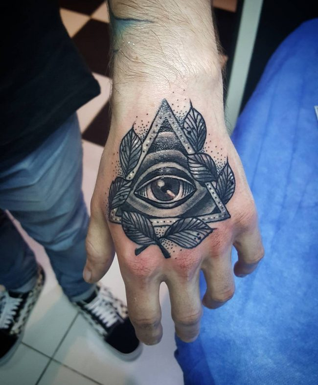 illuminati tattoo25