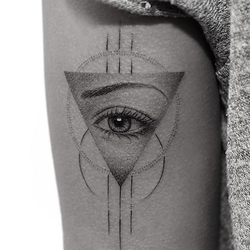 illuminati tattoo27