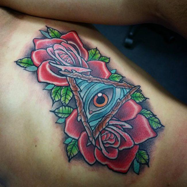 illuminati tattoo28