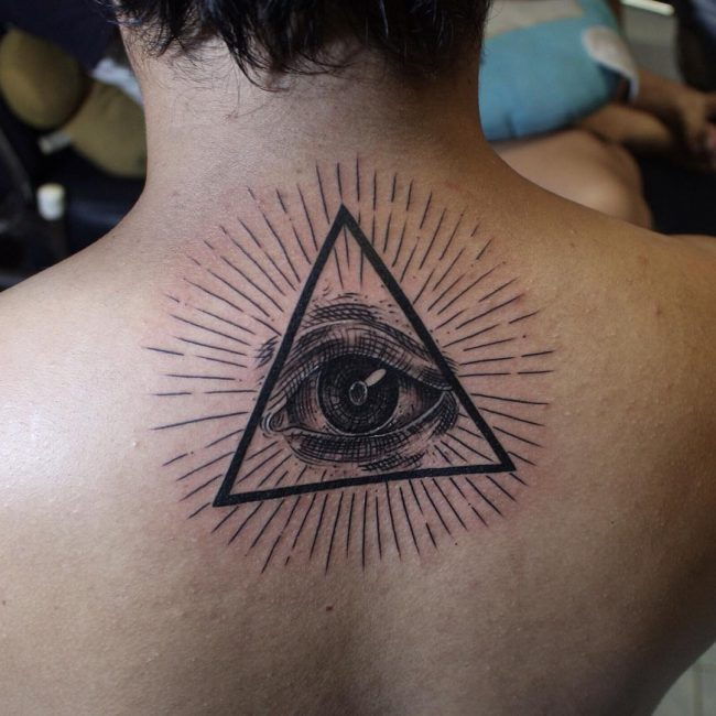 illuminati tattoo30