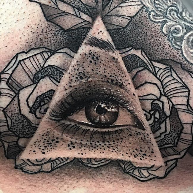 illuminati tattoo5