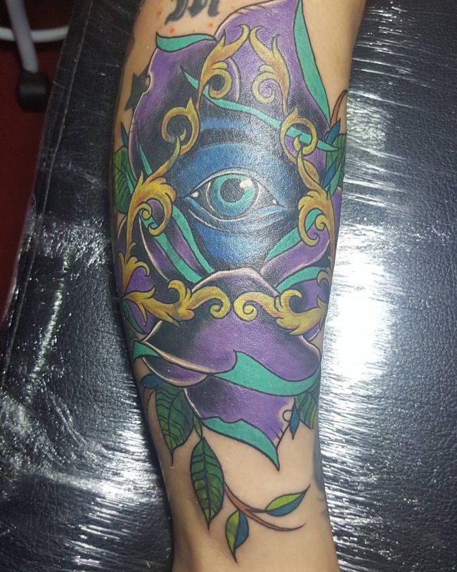 illuminati tattoo6