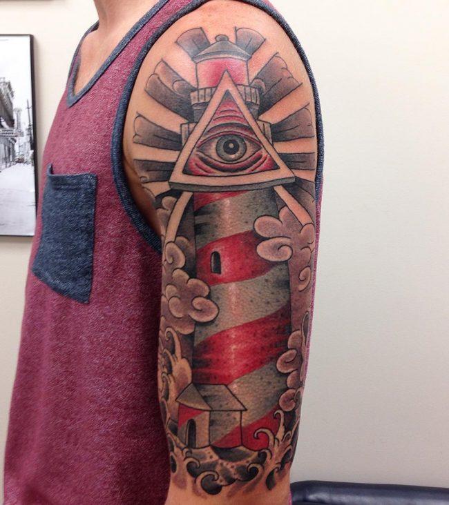 illuminati tattoo7