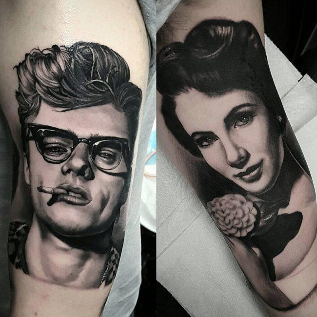 in memory tattoos11