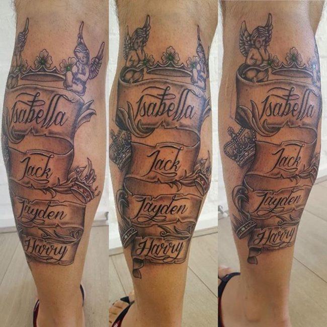 in memory tattoos7