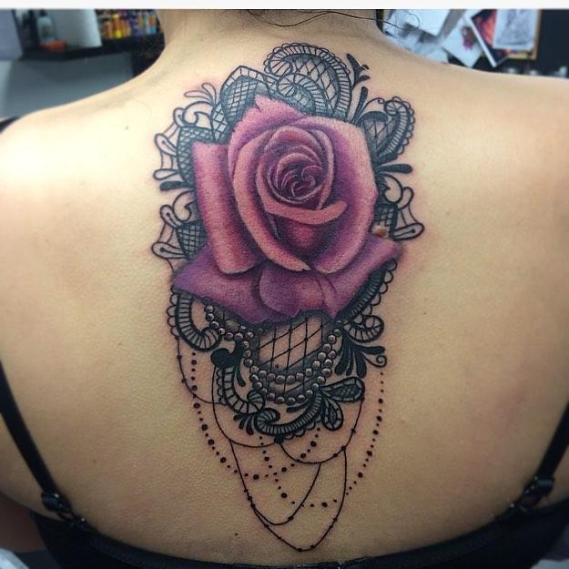 lace tattoo12
