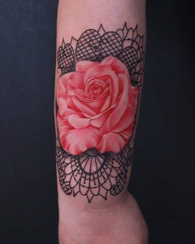lace tattoo16
