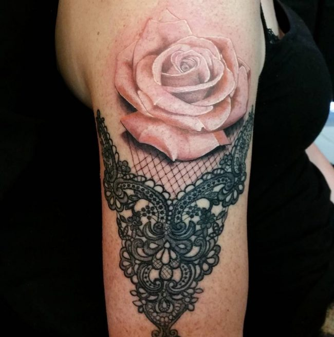 lace tattoo17