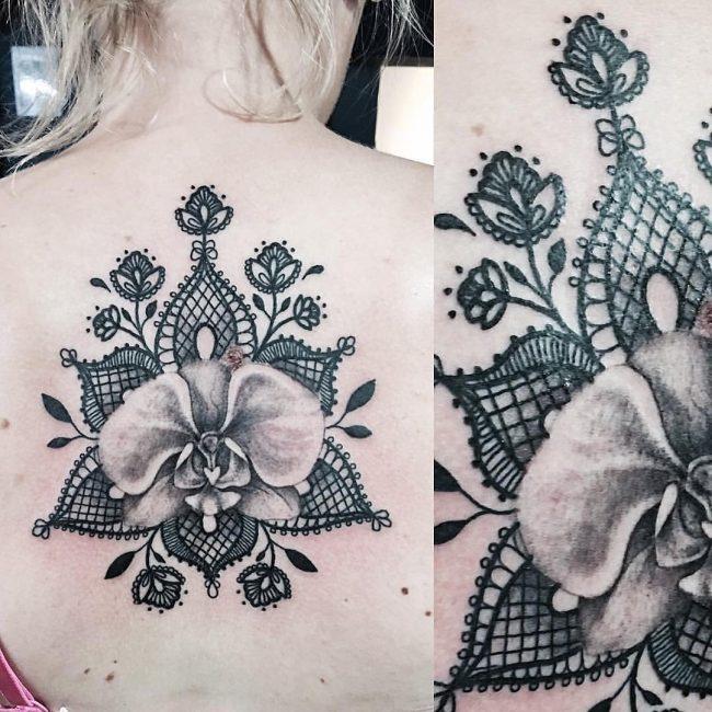 lace tattoo23