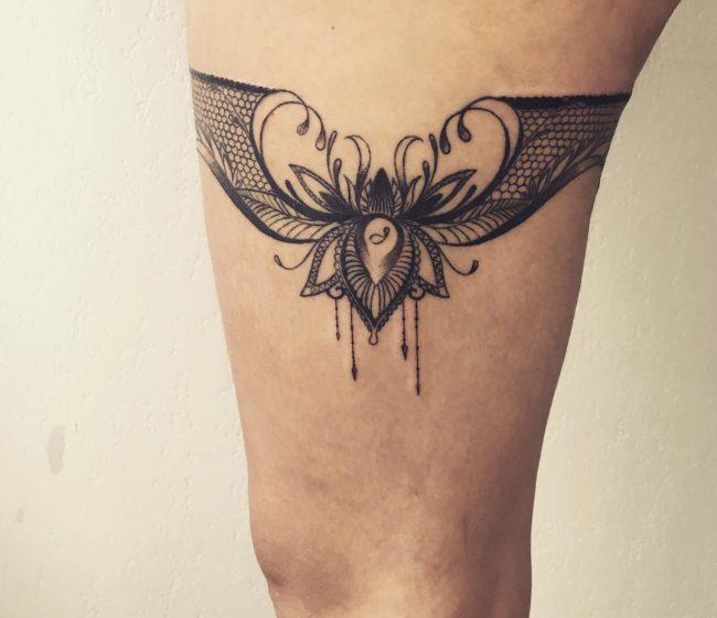 lace tattoo28