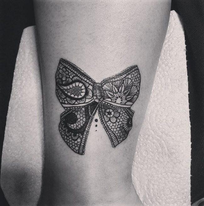 lace tattoo36