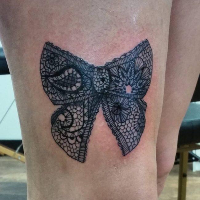 lace tattoo40