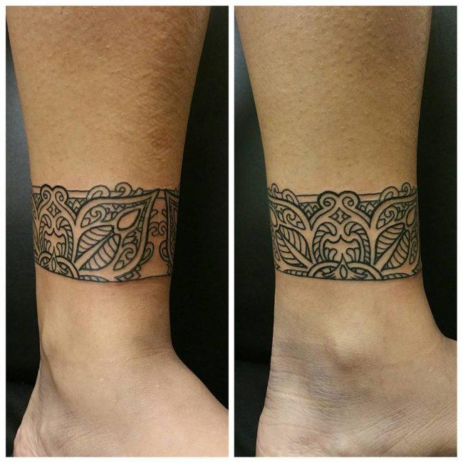 lace tattoo44