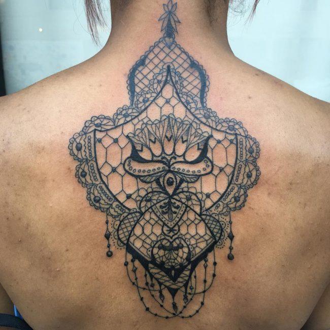 lace tattoo52