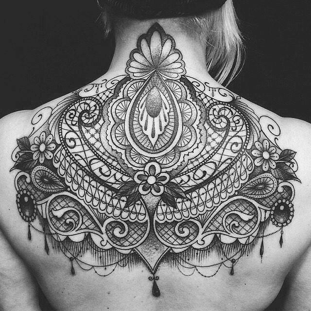 lace tattoo54