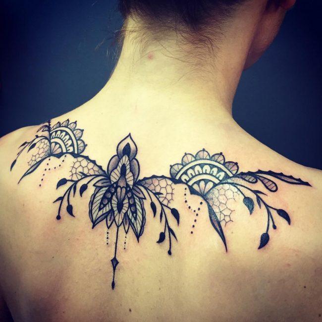 lace tattoo59