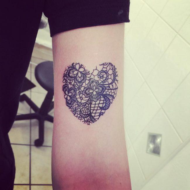 lace tattoo64