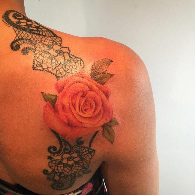 lace tattoo7