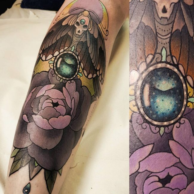 moth tattoo10