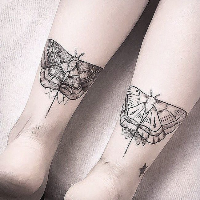 moth tattoo2