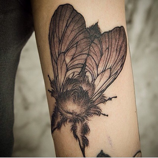 moth tattoo26