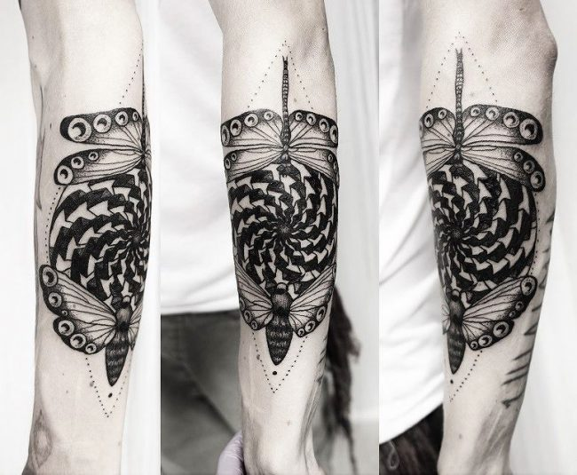 moth tattoo54