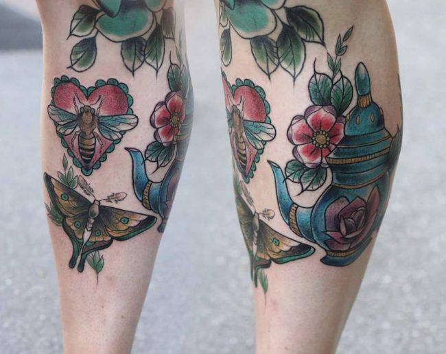 moth tattoo58