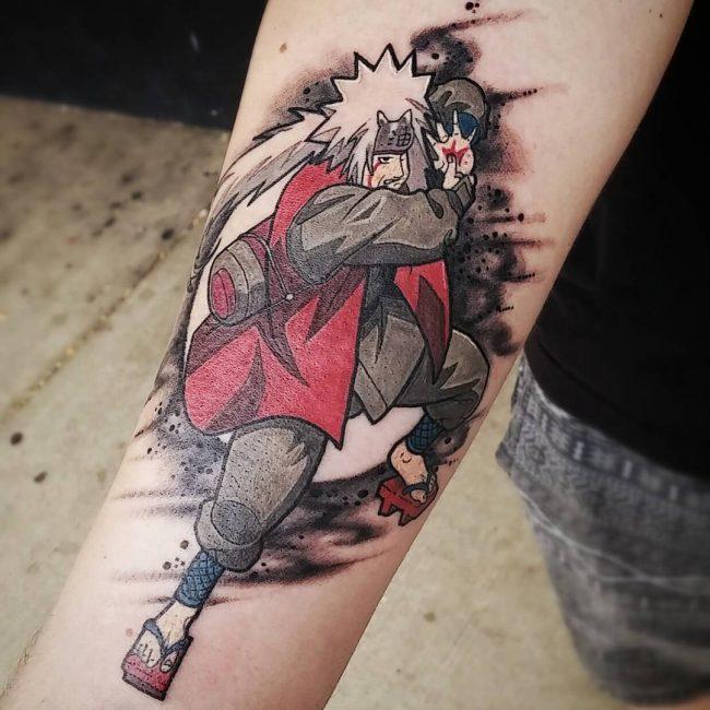 naruto tattoo20
