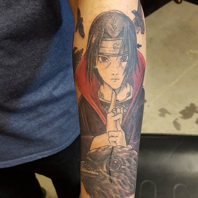 naruto tattoo31