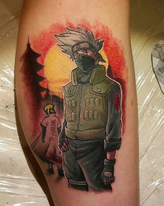 naruto tattoo34