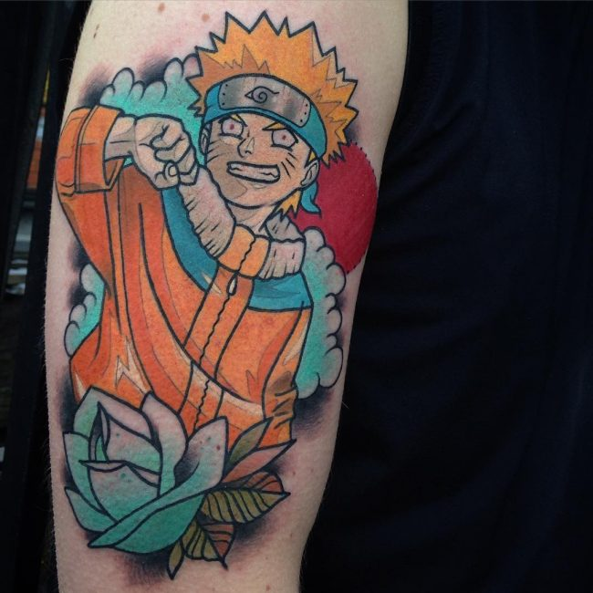 naruto tattoo35