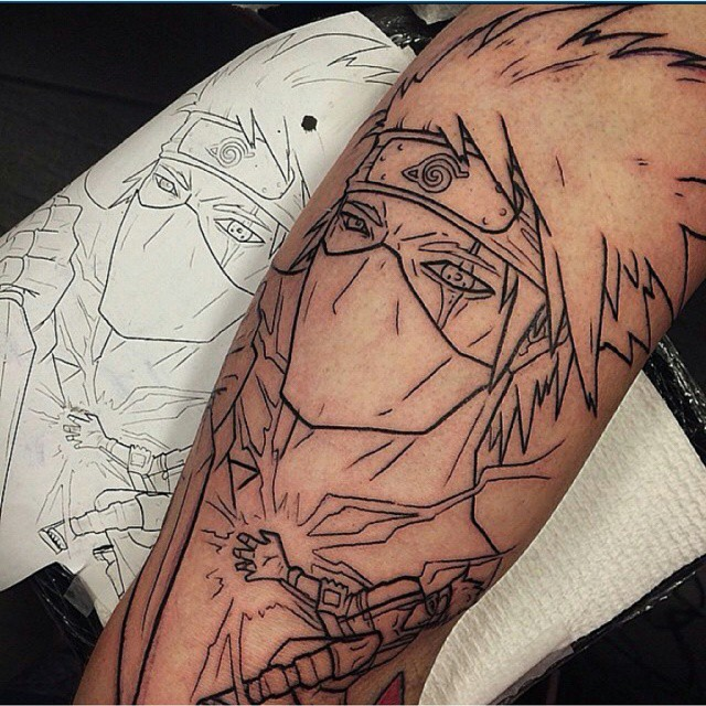 naruto tattoo42
