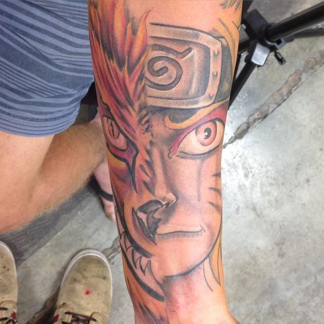 naruto tattoo43