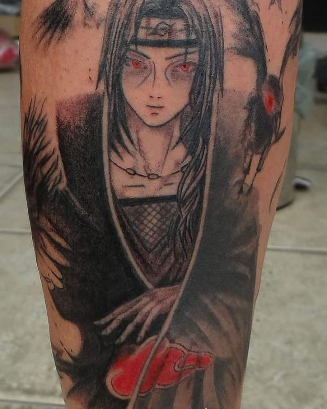naruto tattoo5