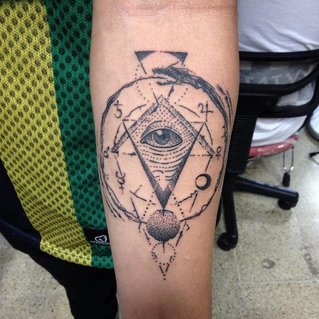 ouroboros tattoo26