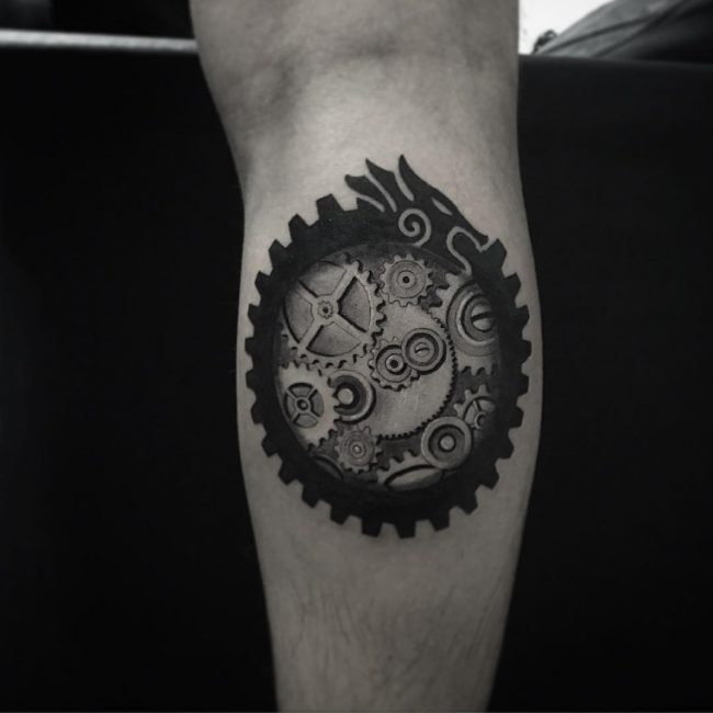 ouroboros tattoo27