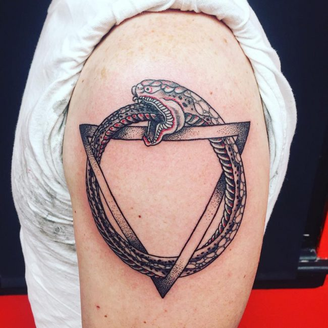 ouroboros tattoo30