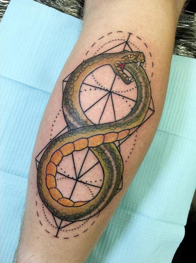 ouroboros tattoo35