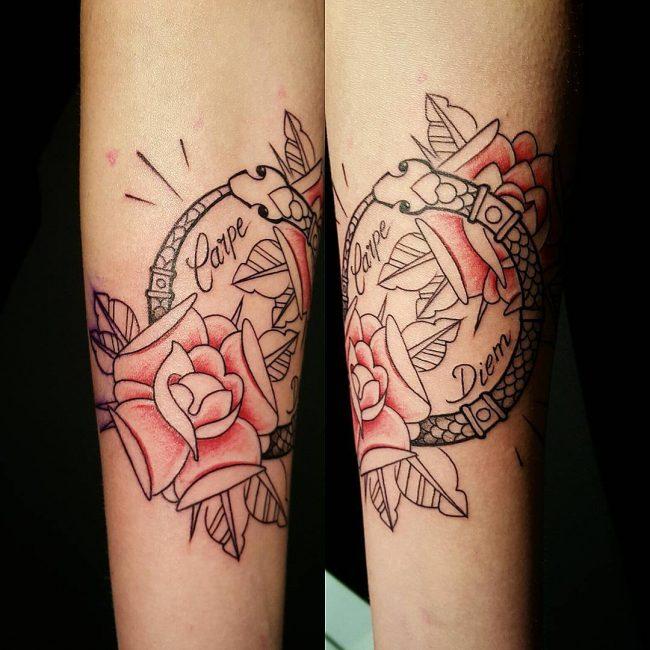 ouroboros tattoo7