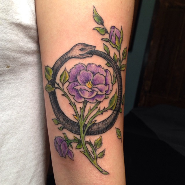 ouroboros tattoo9