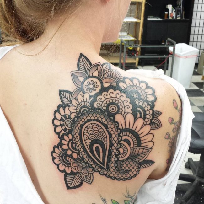 paisley tattoo1